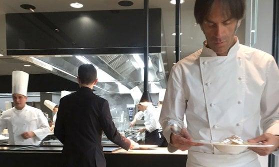 """La sfida di Oldani: """"La mia cucina pop è diventata etica"""""""