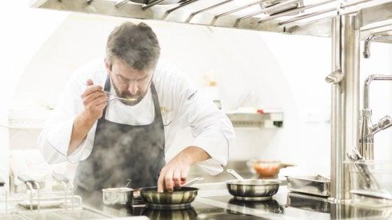 Alassio: nel parco ritrovato, la cucina di Giorgio Servetto si ispira alla natura (e punta alla stella)