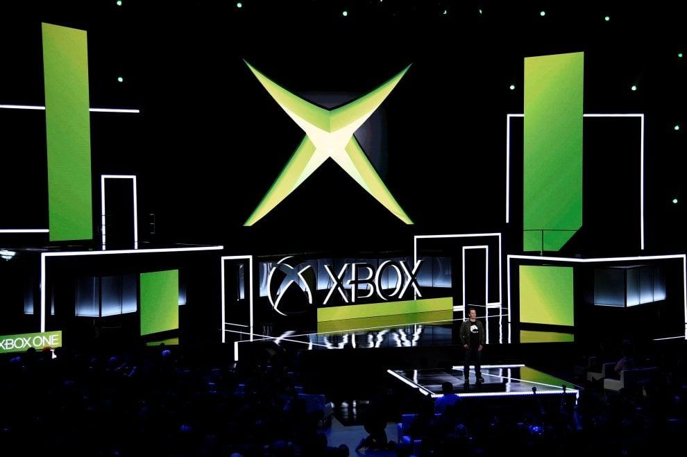 Xbox One X e la conferenza dell'E3 della Microsoft