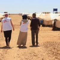 Siria, i civili a Raqqa sono intrappolati tra bombe e mine