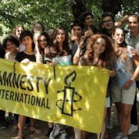 Amnesty International, i campi dei volontari per i diritti umani in Umbria