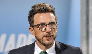 """Roma, via libera del Sassuolo a Di Francesco: """"A breve sarà l'allenatore dei giallorossi"""""""