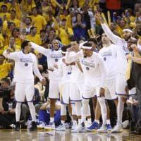 Golden State vince il titolo Nba per la seconda volta in tre anni