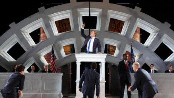 """Usa, """"Quel Giulio Cesare assassinato somiglia troppo a Trump"""". E Shakespeare finisce nella bufera"""