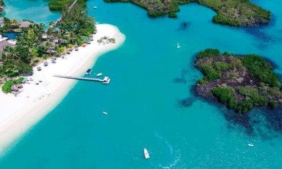 Un'isola dal sapore caraibico nell'Oceano Indiano