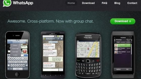 """""""Addio Symbian, BlackBerry e Windows"""": dal 30 giugno WhatsApp non funzionerà sui vecchi telefonini"""