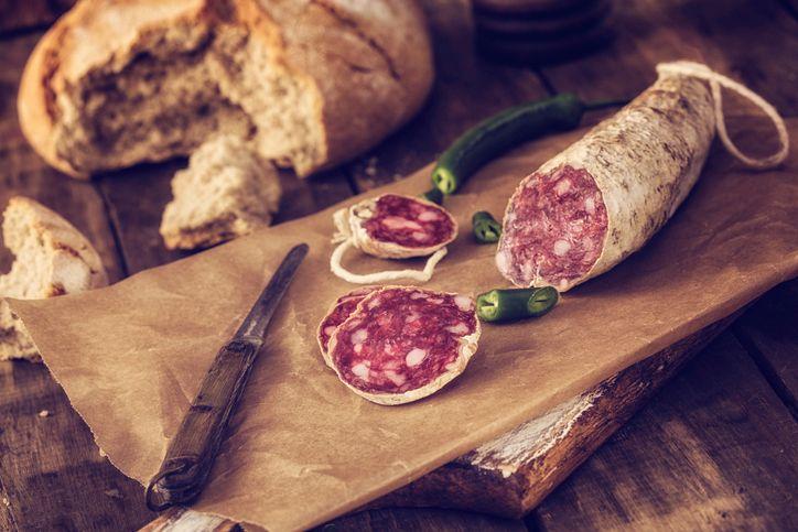I salumi d'Italia primi nel mondo per l'export