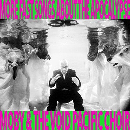 Moby presenta il nuovo album a sorpresa: è gratis e annuncia 'l'apocalisse'