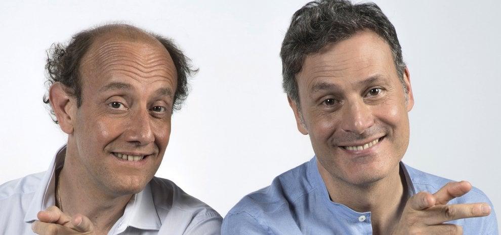 'Buona la prima', torna il sit-show di Ale & Franz tra palco e tv