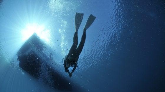 Immersioni: c'è il medico sott'acqua, consigli per non rischiare