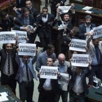 Montecitorio, fiducia sul ddl penale. Orlando: