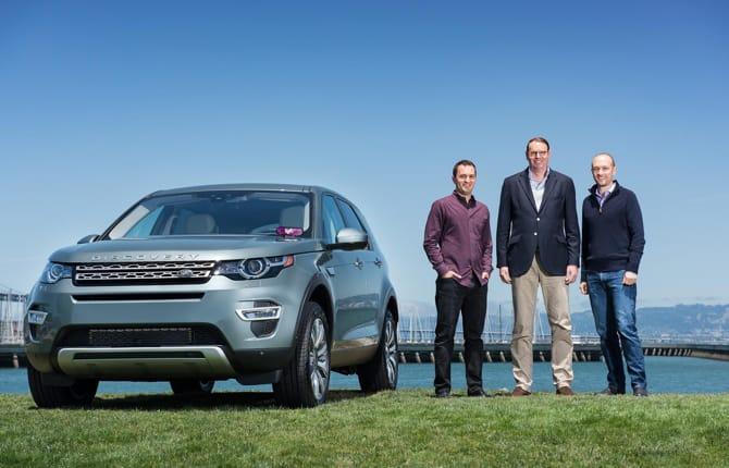 Jaguar Land Rover si lancia nella Silicon Valley