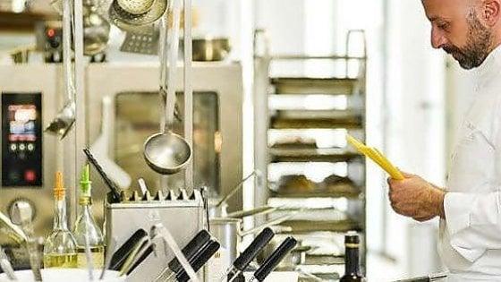 Niko Romito va in finale nel premio mondiale per la cucina etica (oltre che buona)