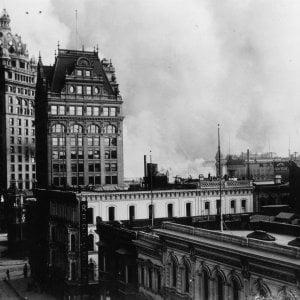 Da San Francisco 1906 a Londra 2017, l'incubo dell'inferno di cristallo