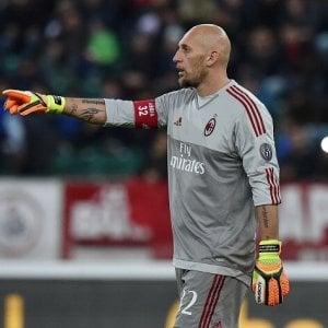 Milan, Abbiati torna a casa: è il nuovo team manager