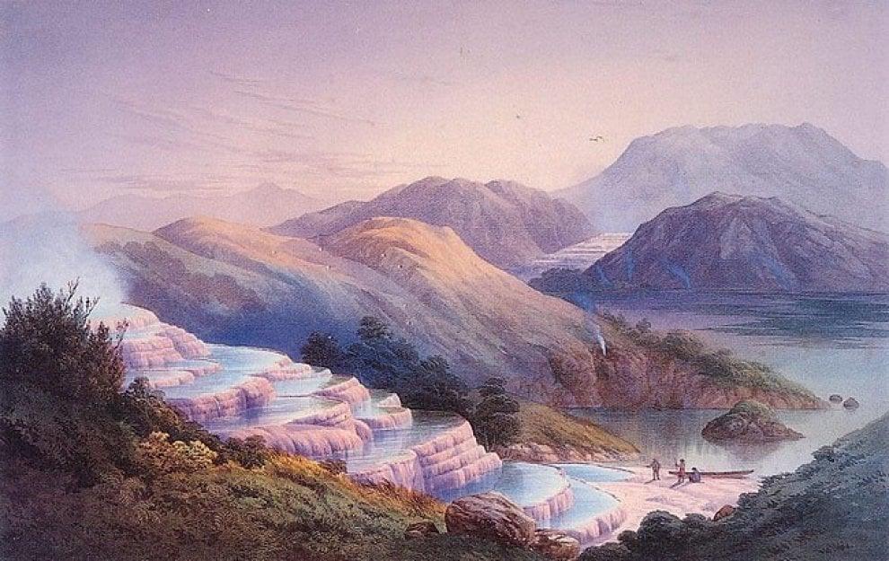 Pink and White Terraces: l'ottava meraviglia perduta