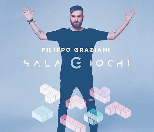 """Filippo Graziani: """"Ecco il mio omaggio-nostalgia agli anni Ottanta"""""""