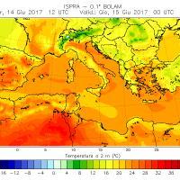Aumenta la temperatura media globale: è allarme siccità