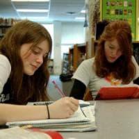 Scuola, giorno di prove Invalsi per gli studenti di terza media
