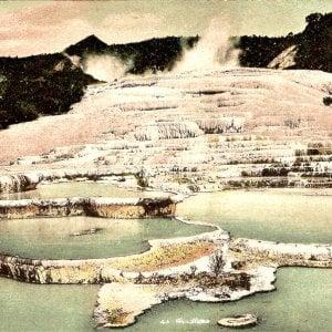 """Sascha Nolden: """"Nella nostra scoperta delle Piscine rosa in Nuova Zelanda c'è anche un po' d'Italia"""""""
