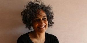 """Arundhati Roy a RepIdee: """"Ci sono sogni più veri della realtà"""""""