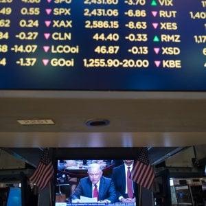 Borse in rialzo dopo le mosse delle Banche centrali