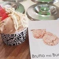 Gorgonzola, cacao, mandorle (e molto altro).  Da Scirocco si mangia  il miglior gelato di Bologna?
