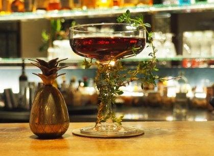A Torino il Carlina restaurant&bar: cocktail