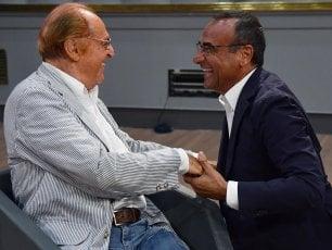 """Rai, Orfeo: """"Spero presto in nuovi matrimoni con Fabio Fazio e Alberto Angela"""""""