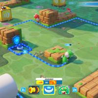 Mario + Rabbids: Kingdom Battle, il videogame Made in Italy
