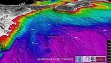 Lo studio dei fondali potrebbe aiutare a comprendere i terremoti