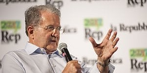 """Prodi: """"Sinistra resti unita, convergenza su programma"""""""