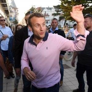 La Francia torna al voto: per Macron un trionfo annunciato