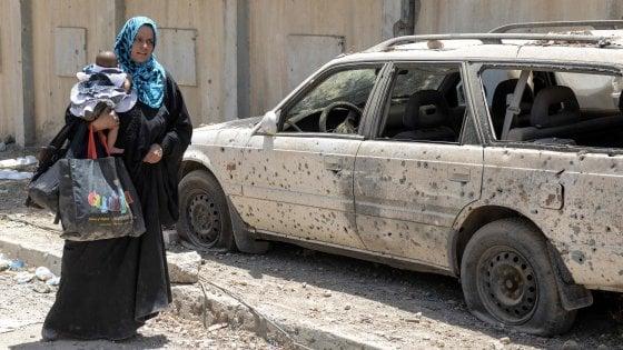 Iraq, offensiva finale  sulla città vecchia di Mosul roccaforte Isis