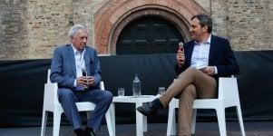 "Vargas Llosa: ""Populismo malattia della politica""     video"