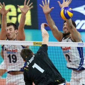 Volley, World League: Italia ko con il Belgio, niente Final Six