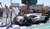 Auto, trionfo Porsche alla 24 ore di Le Mans