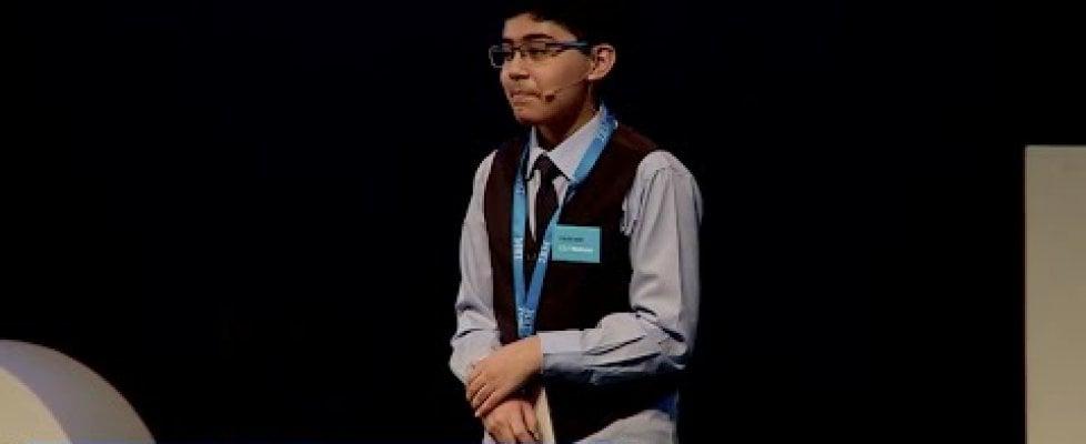 """Tanmay, 13 anni e un sogno: """"Aiutare 100mila persone a programmare"""". Grazie a YouTube"""