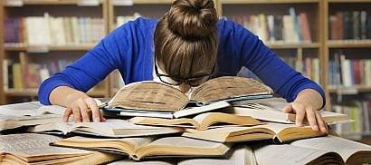 Esami di maturità, metti il turbo  alla memoria con un sonnellino     Foto : la colazione prima degli esami