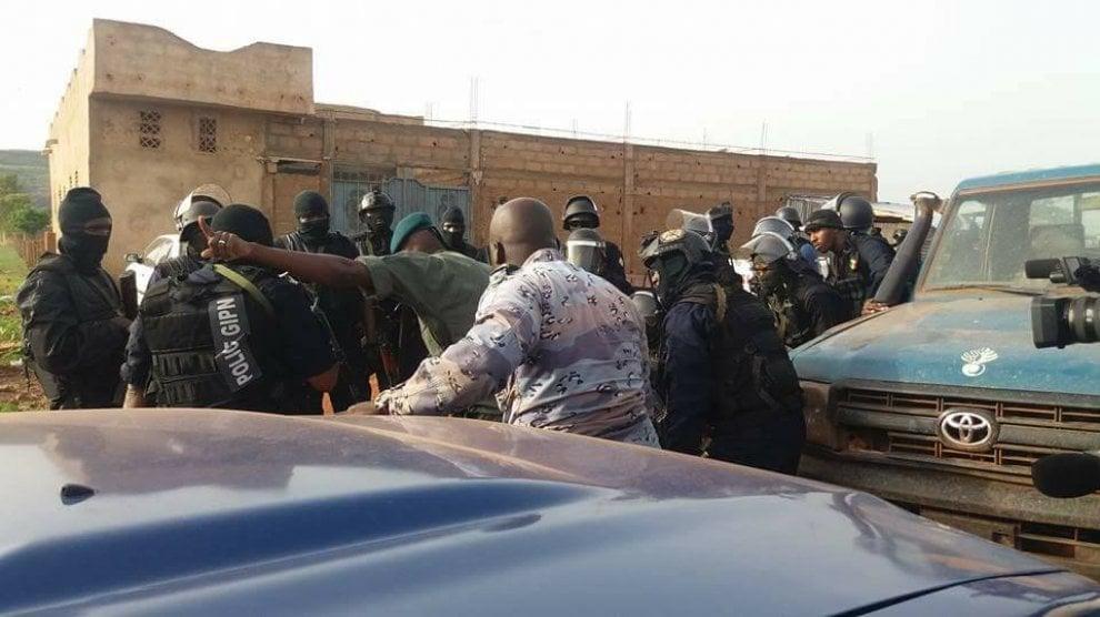 Mali, attacco al Campement Kangaba: le prime immagini