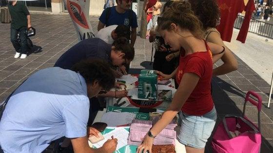 Venezia, referendum contro le grandi navi: oltre 20mila al voto