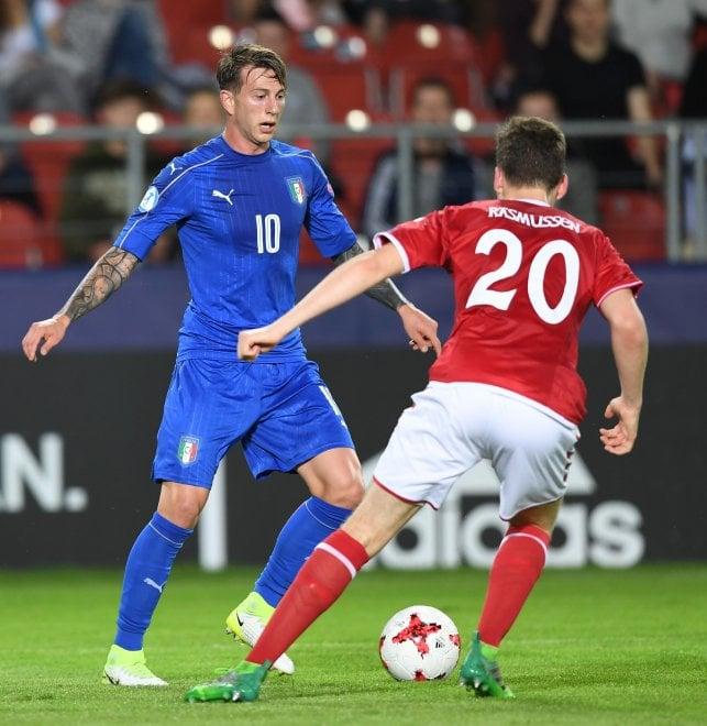 Europeo Under 21: Danimarca-Italia, il film della partita
