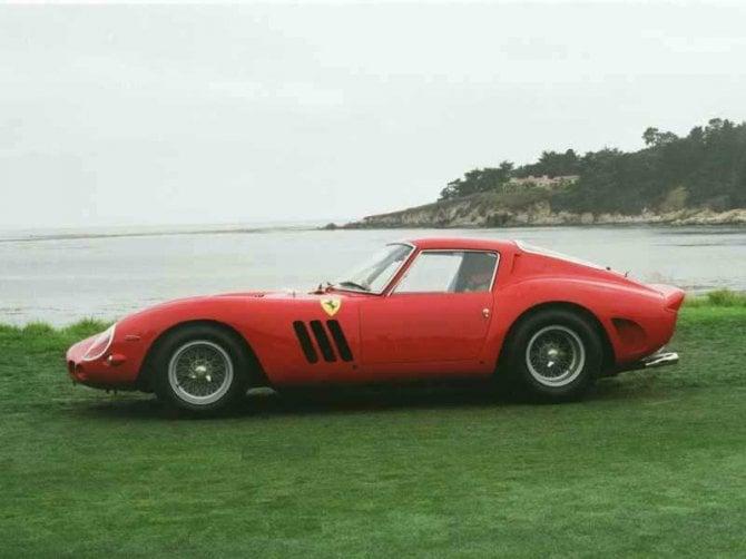 Ferrari GTO, la più preziosa di tutte