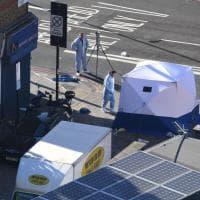 Londra, attentato a Finsbury Park: il furgone dell'assalitore