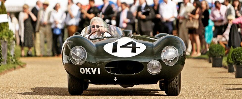 Salon Privé, l'auto d'epoca incanterà la Gran Bretagna