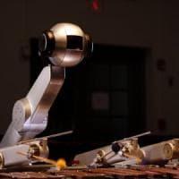 Shimon, il robot che compone e suona la propria musica