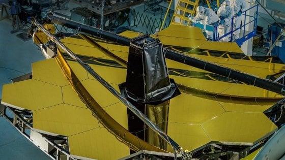 Conto alla rovescia per il James Webb Telescope: la Nasa detta la lista delle scoperte da fare