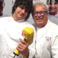 Per Valerio Braschi dopo Masterchef è il momento di maturità e lavoro in cucina
