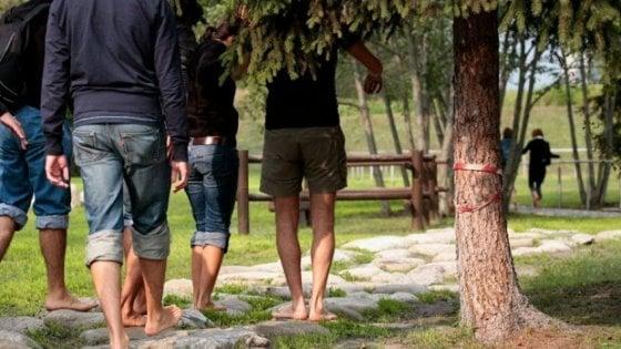 A piedi nudi nel parco ( e non solo)