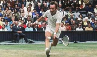 """Wimbledon per Laver: """"Cambia tutto in 2 anni, sta arrivando Kyrgios"""""""